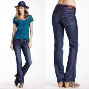 Lucky Brand Lola Boot Cut Jeans Size 8/29